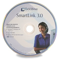 SmartLink 3.0 CD for IntelliPAP Machines
