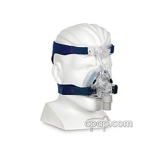 Mirage™ SoftGel Nasal CPAP Mask with Headgear - ConvertAble Pack